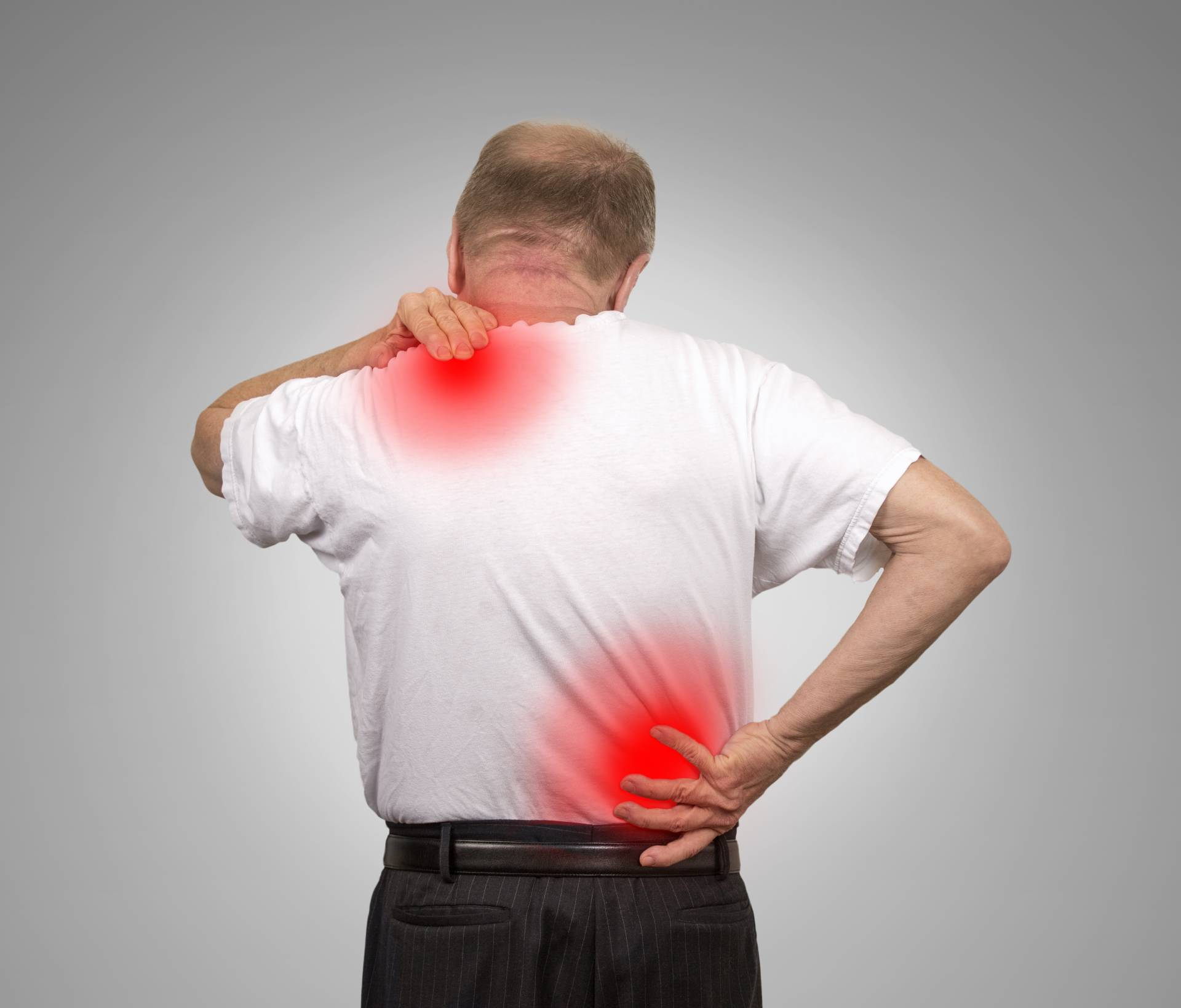 Shoulder & back pain